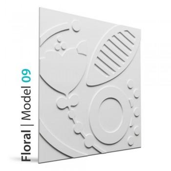 LOFT FLORAL GYPSUM – MODEL 09