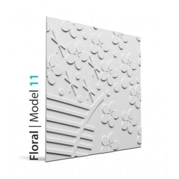 LOFT FLORAL GYPSUM – MODEL 11